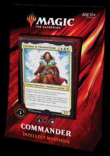 Rouge-Blanc 1 Commandant Premium Deck de 100 Cartes pr/êt-/à-Jouer C78591010 Magic The Gathering Commander L/égendes : Armez-Vous pour Le Combat