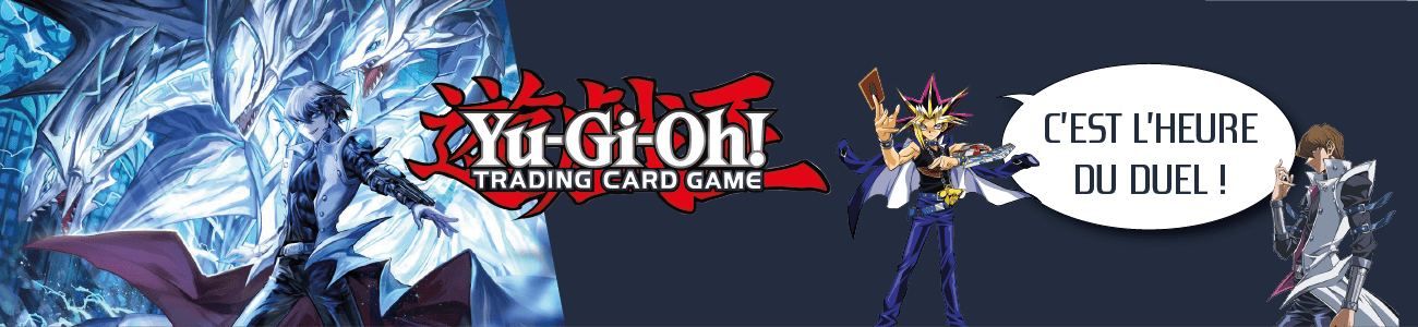 Cartes Yu-Gi-Oh! chez Magic Bazar