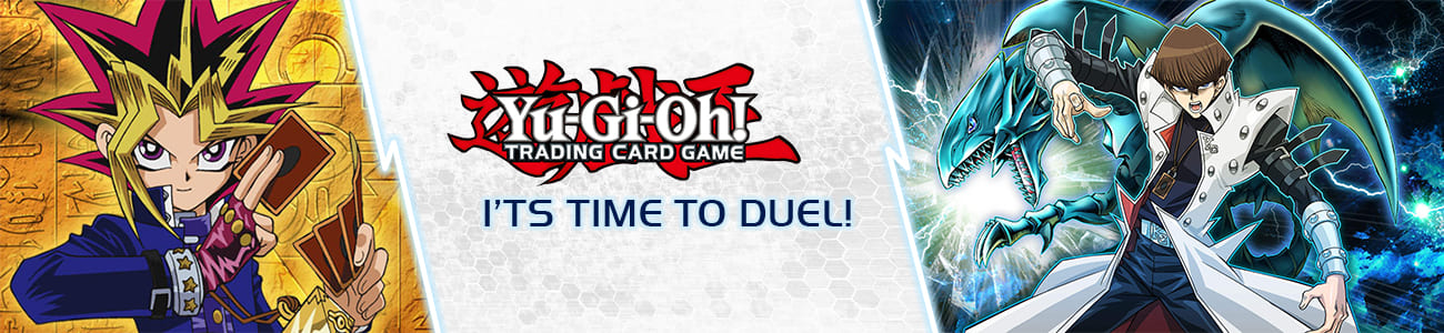 Yu-Gi-Oh! cards avaliable on Magic Bazar
