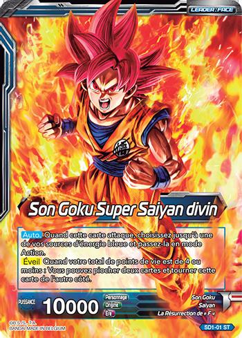 Comment Dessiner Sangoku Super Sayen Divin