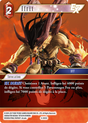 Ifrit 4-003C