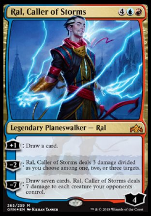 **Ral, Caller of Storms