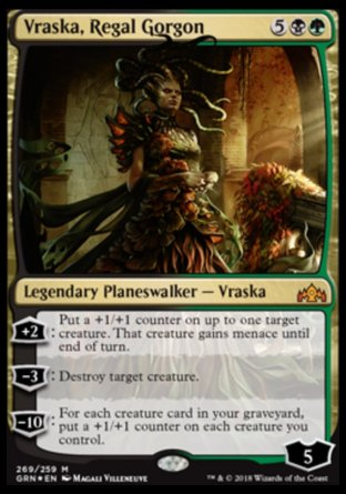 **Vraska, Regal Gorgon