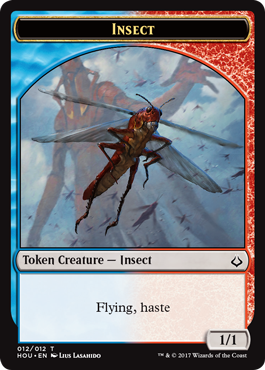 4 Insect JETON Hour of Devastation