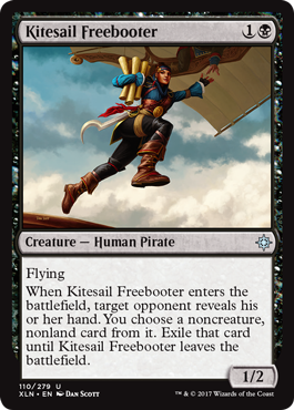 4 Kitesail Freebooter