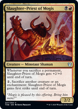 Slaughter Priest of Mogis