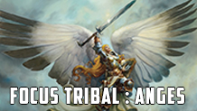 Focus tribal : anges