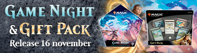 Game Night and Gift Pack