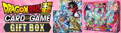 Dragon Ball Super Card Game Gift Box 2018