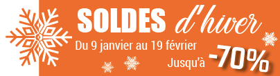 Solde d'hiver 2019 à Magic Bazar