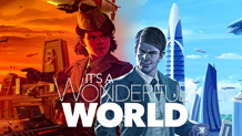 It's a Wonderful World : Domination Mondiale !