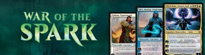 War of Spark - Magic : The Gathering