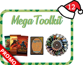 Exclusivité Magic Bazar : le Mega Toolkit !