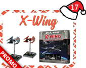 Jeu de figurines Star Wars X-Wing