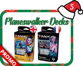 Decks de planeswalker Magic