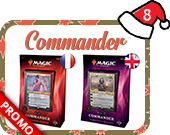 Deck Commander de 100 cartes Magic