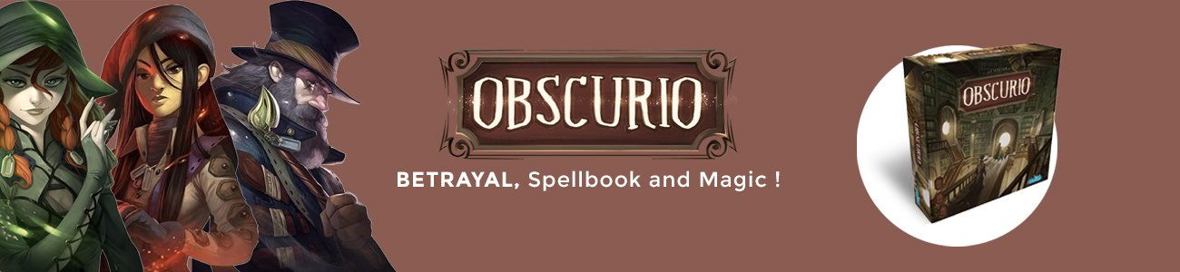 Betrayal, spellbook and magic !