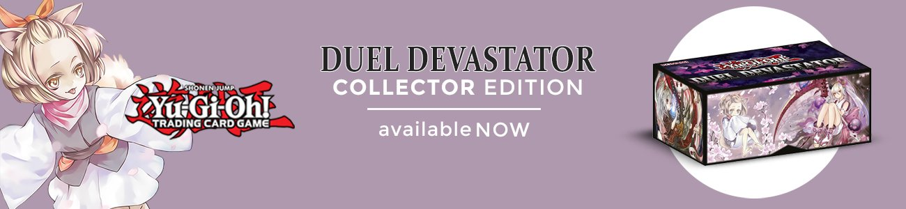 Duel Devastator Available Now !