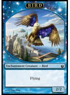 Oiseau (2/2, vol, enchantement)