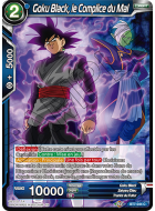 Goku Black, Evil's Accomplice