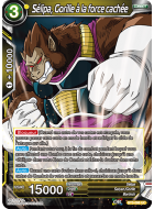 Hidden Power Great Ape Fasha