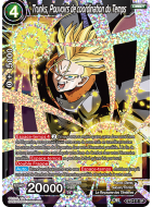 Trunks, Pouvoirs de coordination du Temps (BT3-111)