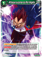 Attaque surprise du Roi Vegeta (BT1-079)