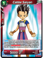 Cabbe Saiyan (BT1-014)