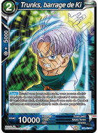 Trunks, barrage de Ki (BT5-036)