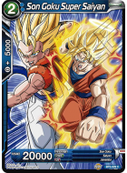 Son Goku Super Saiyan (BT5-029)