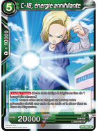 Exterminating Energy Android 18