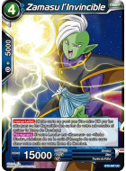 Zamasu, The Invincible