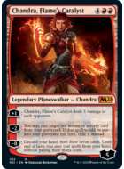 Chandra, catalyseuse de flammes