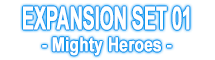 Expansion Set: Mighty Heroes