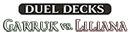 Logo Duel Decks: Garruk vs Liliana