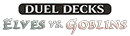 Logo Elves vs Goblins