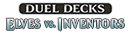 Logo Duel Decks: Elves vs Inventors