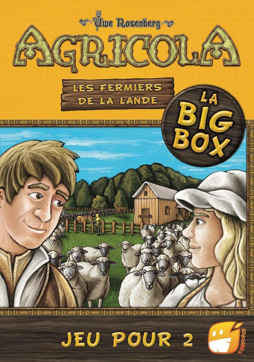 """Résultat de recherche d'images pour """"Agricola Big Box 2 joueurs"""""""