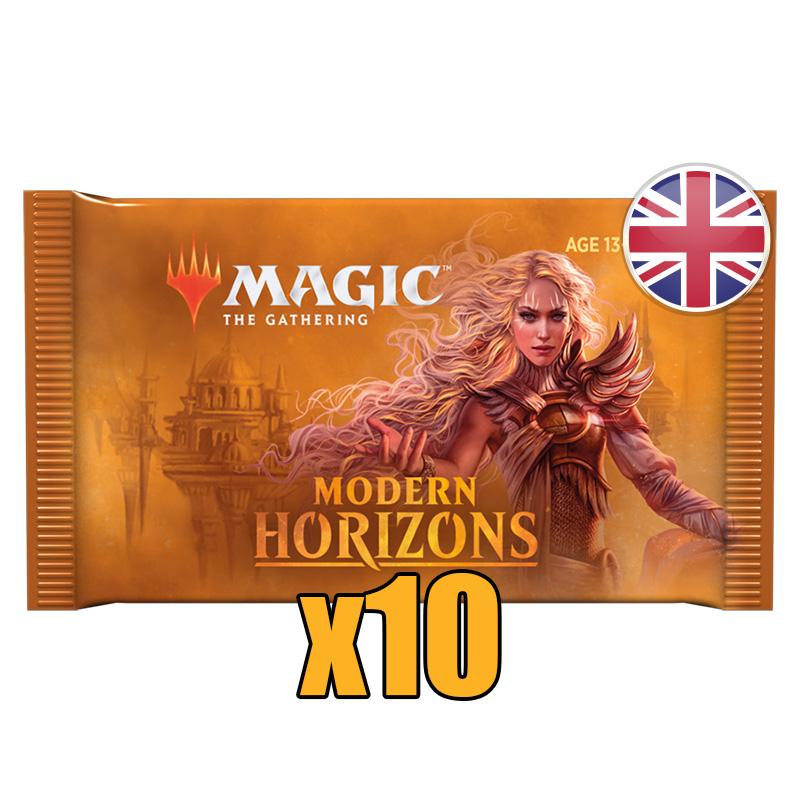 10 Modern Horizons Boosters EN