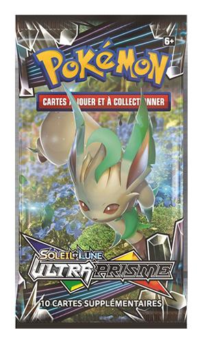 carte pokemon ultra prisme Booster Pokémon Ultra Prisme   Acheter vos produits Pokémon