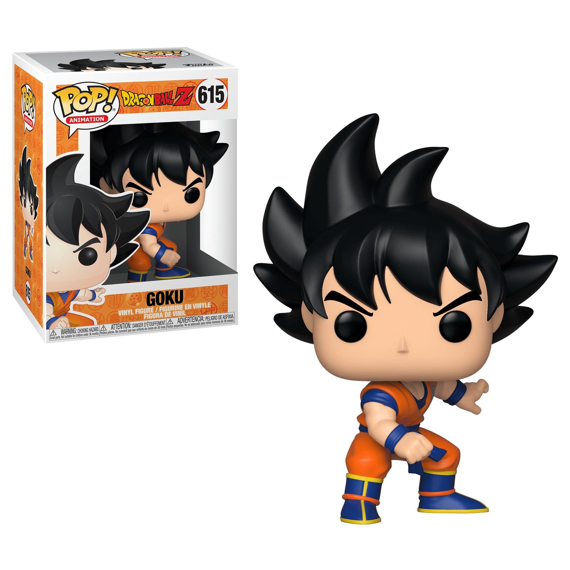 Figurine Funko Pop Dragon Ball Z Goku 615 Acheter