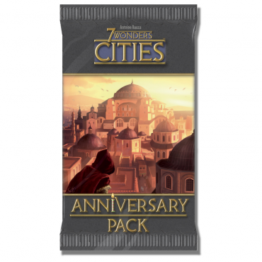 Pack Anniversaire Cities - Extension 7 Wonders