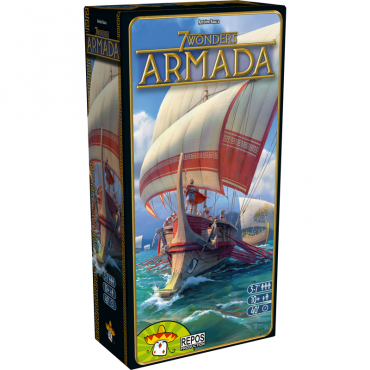 Armada - Extension 7 Wonders