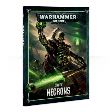 Codex Necrons - Warhammer 40000