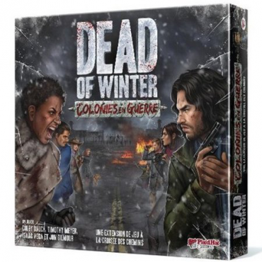 Colonies en Guerre - Extension Dead of Winter