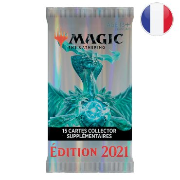 Core Set 2021 Collector Booster Pack - Magic FR