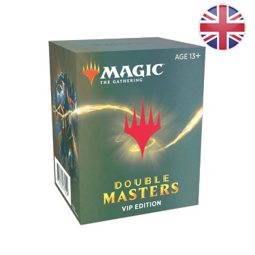 Booster VIP Edition Double Masters - Magic EN
