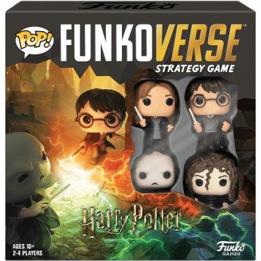 boite de jeu Funkoverse Harry Potter