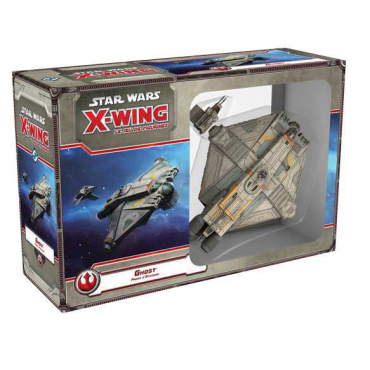 Ghost (Cargo VCX-100) - Star Wars X-Wing
