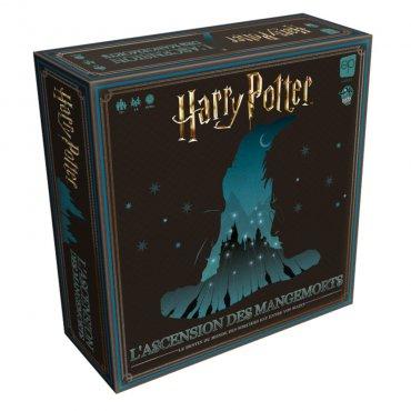 Boite de jeu Harry Potter l'Ascension des Mangemorts